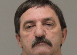 Courtland man arrested on CSC charges