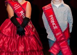 Prince and Princess contest next week