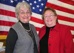 City Councilor Pat Capek retires