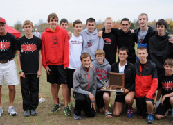 Cross Country boys tops in conference