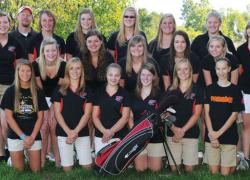 Girls golf heads to state tournament