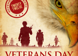 Veterans Day – November Eleventh, Twenty Twelve