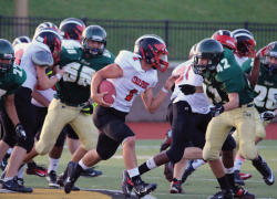 JV Red Hawks fall to Dux