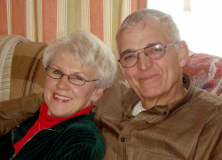 Roger and Bette Towsley