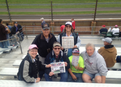 The Post goes to the Indy 500