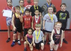 Youth wrestlers keep winning