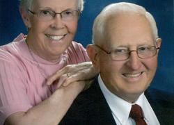 60th Anniversary: Robert and Jean Snow