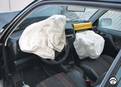Avoiding air bag fraud