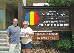 The Post travels to Georgia