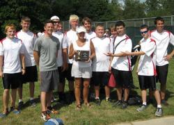 CS tennis wins Sparta invitational