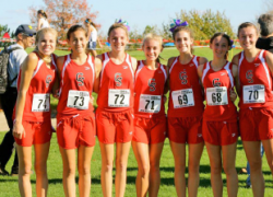 Girls Cross Country takes first at regionals