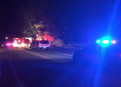 Rockford men injured in crash
