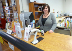 Library hires new children's librarian