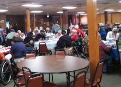 American Legion hosts Veterans luncheon