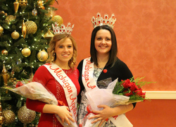 New 2016 MichiganApple Queen crowned