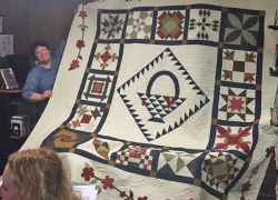 Friends of Library to hold quilt show