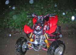 Man injured in ATV crash
