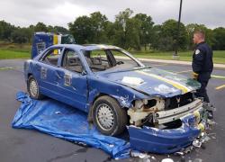 Car bash raises money for Velzy Park