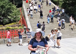 The Post travels to Japan