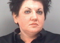 Woman arrested for credit card fraud