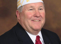 American Legion welcomes state commanders and presidents