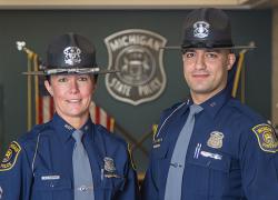MSP 131st Trooper Recruit School Graduates