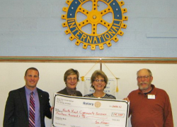 North Kent Community Services receives Rotary Grant