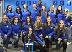 Lady Chargers Take WMAES Tournament Title