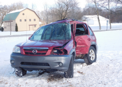 Trufant woman killed in crash