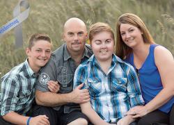 Ricker family fundraisers