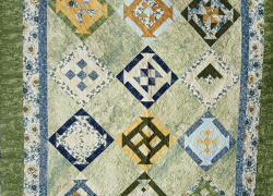 5th annual quilt show for library