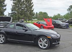 Car center celebrates with car show