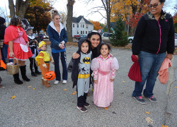 Halloween/harvest events start this weekend