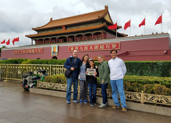 The Post travels to Beijing