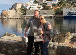 The Post travels to Greece