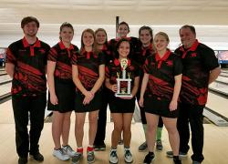 Red Hawk bowling news