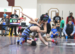 WMP wrestlers place at two events