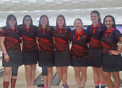 Girls bowling team headed to state