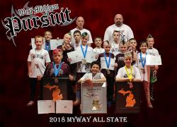 WMP wrestlers earn all-state