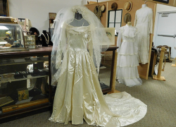 CS Museum to feature bridal gowns in annual tour