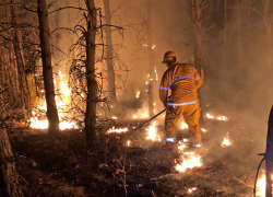 DNR fire crews respond to wildfires May 1