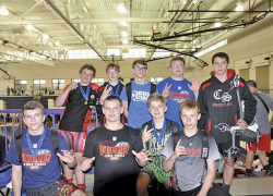 WAAAM wrestlers place at state finals