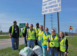 Year's second Adopt-A-Highwaycleanup coming