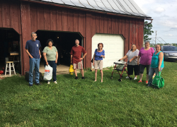North Kent Connect hosts third annual Farm to Pantry program