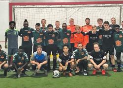 Semi pro soccer team lands in Cedar Springs