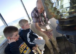Enjoy a historic summer as a Tawas Point Lighthouse keeper
