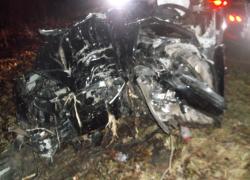 Woman injured in crash in Reynolds Twp