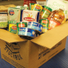 Help stock the Cedar Springs food pantry