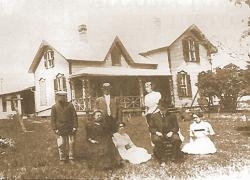 Life in Algoma Township in the 1800's