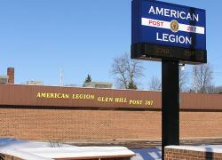 American Legion post honored to help veterans